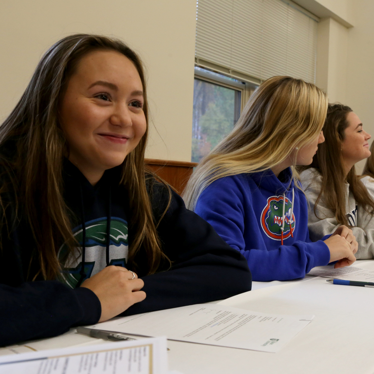 19 Falcons Sign Letters of Intent