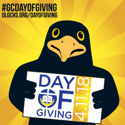 GC's Day of Giving! Wednesday, April 11, 2018
