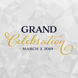 Get your tickets now to the 31st Annual Grand Celebration!