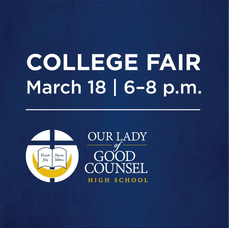 GC's College Fair | March 18