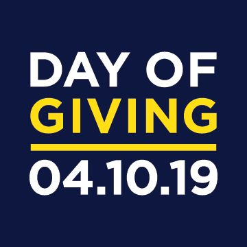 Day of Giving | 4.10.19