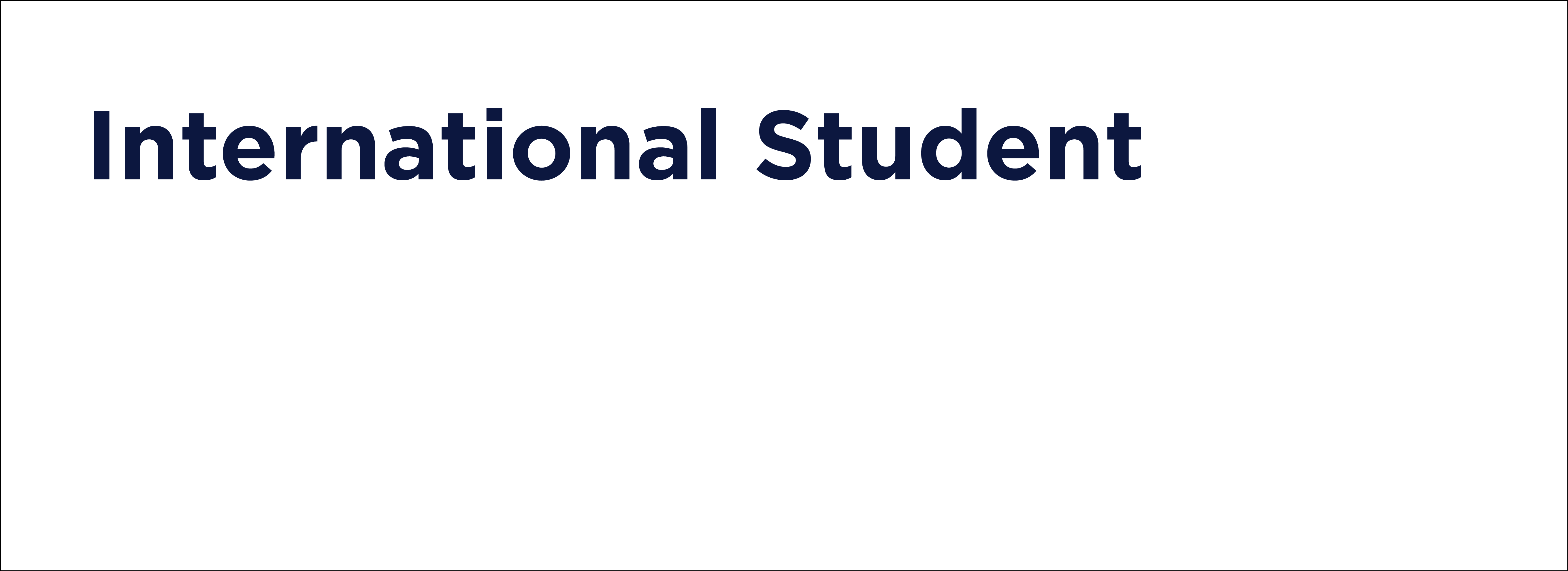 international student image
