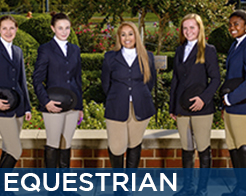 Good counsel equestrian team