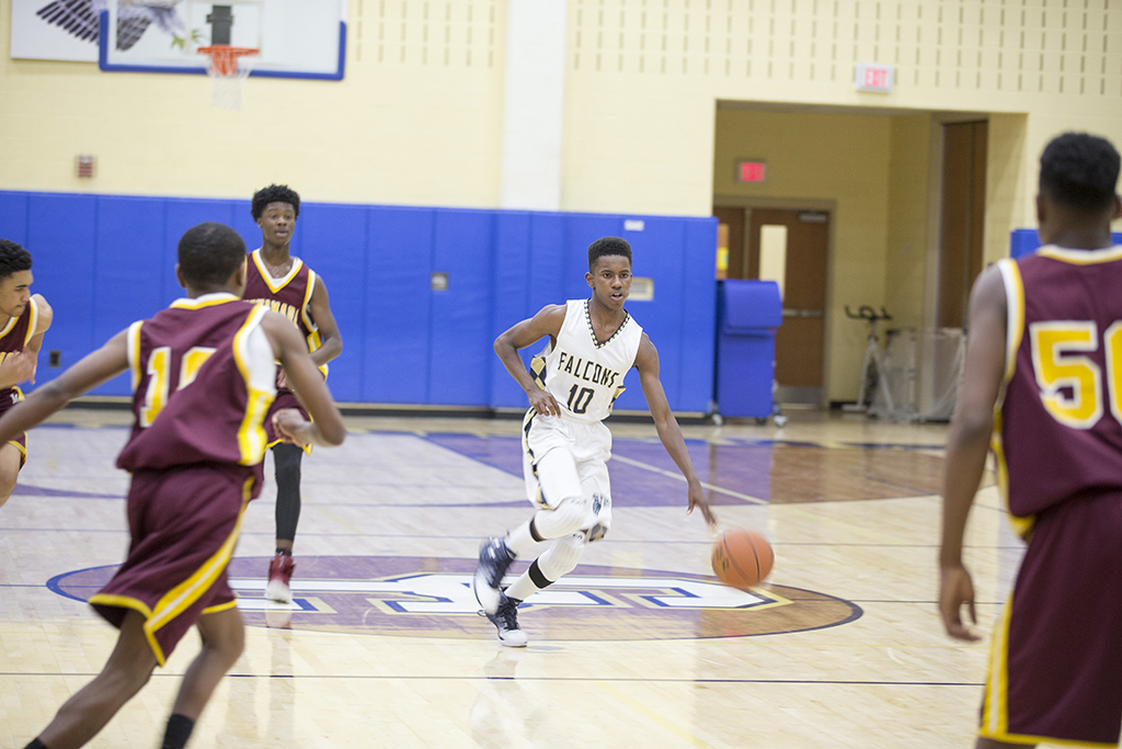 Basketball - Boys - Our Lady of Good Counsel High School - Olney, MD