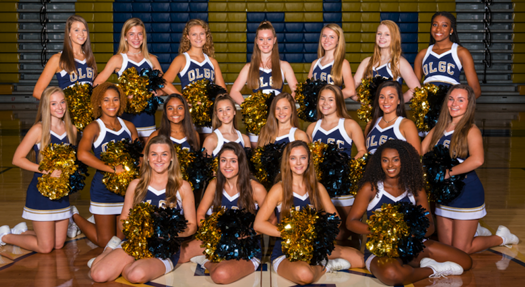poms - our lady of good counsel high school