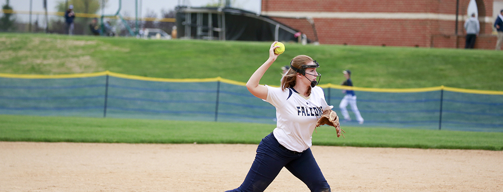 Our Lady of Good Counsel softball team