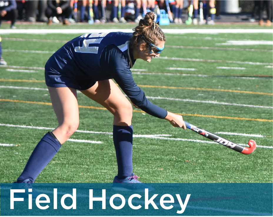 Good counsel field hockey player