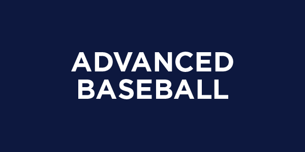 Advanced baseball