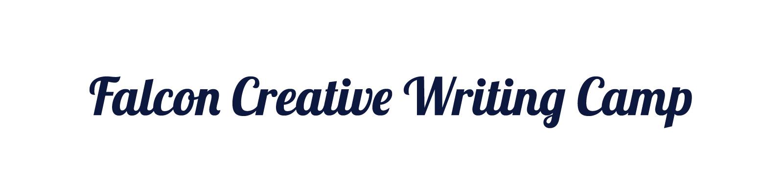 creative writing titles