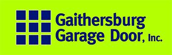 gaithersburg garage door ad
